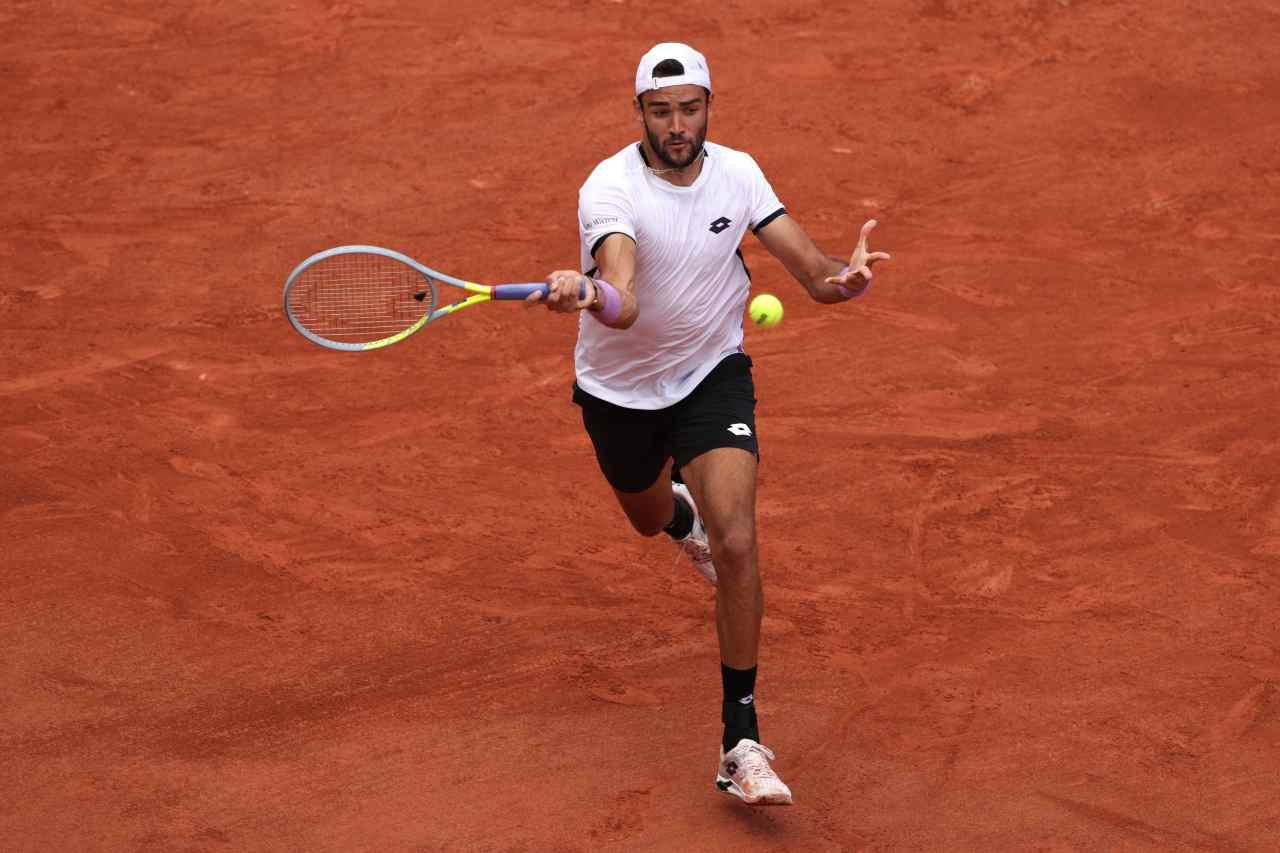 Berrettini Roland Garros