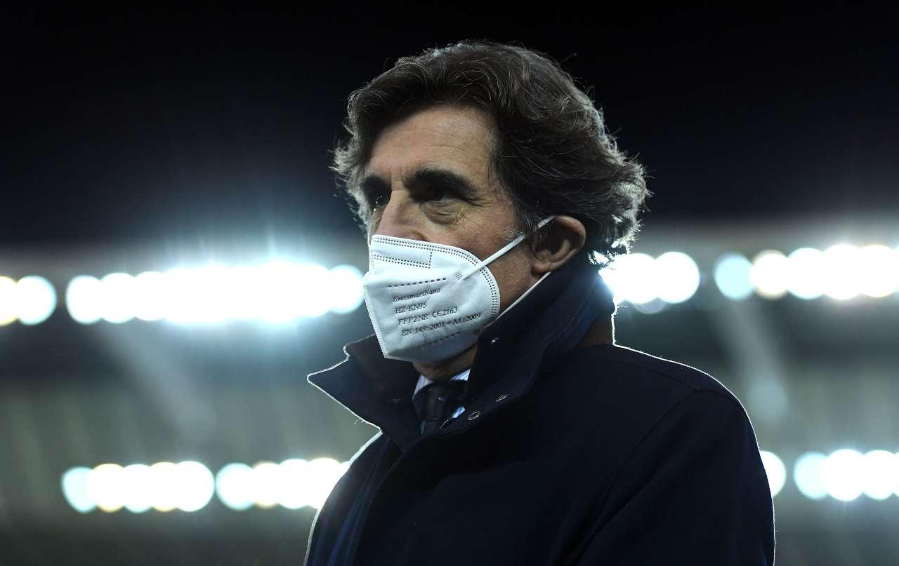 Mourinho offerta Belotti Cairo avverte Roma 30 milioni