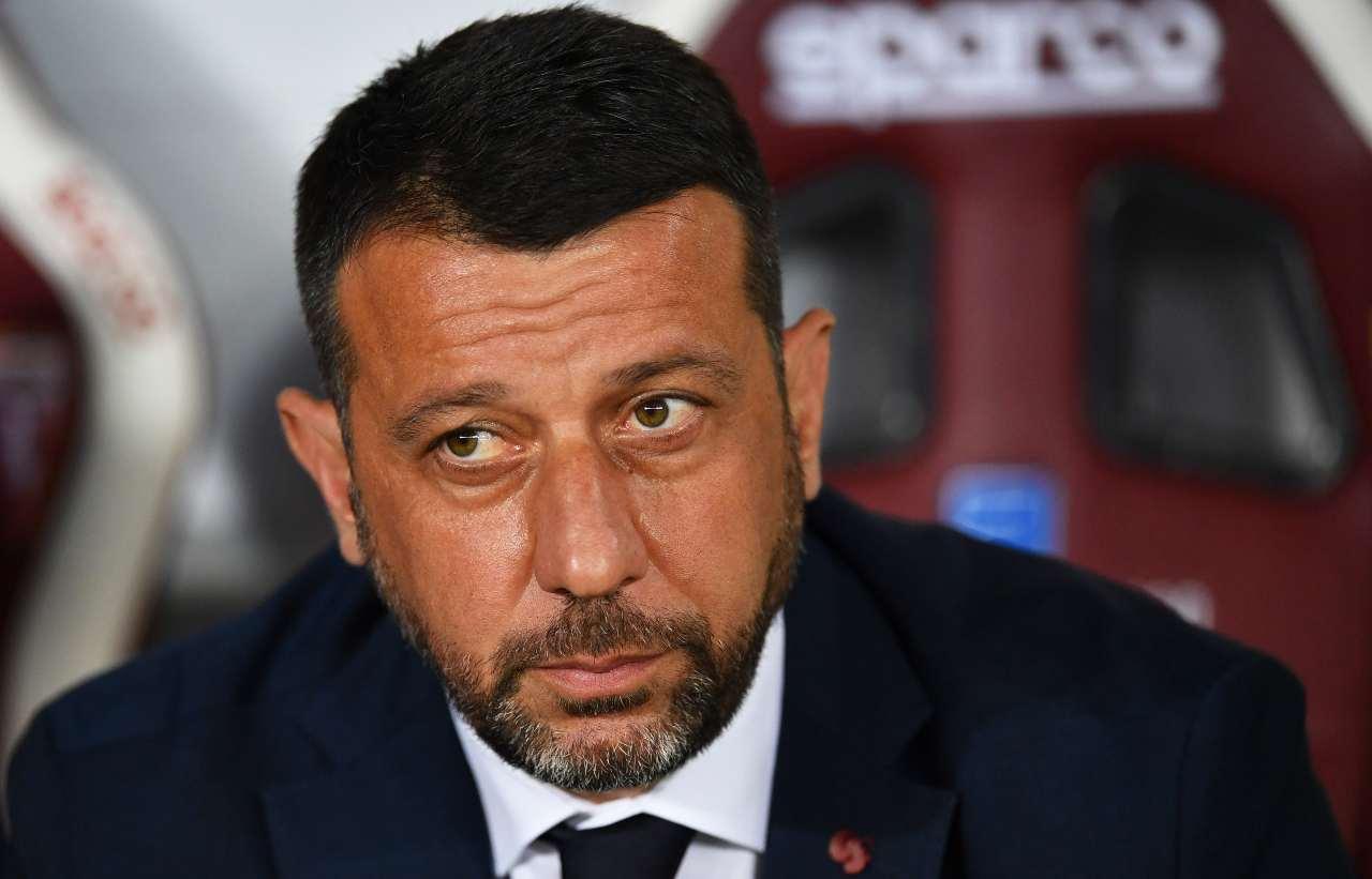 D'Aversa nuovo allenatore Sampdoria