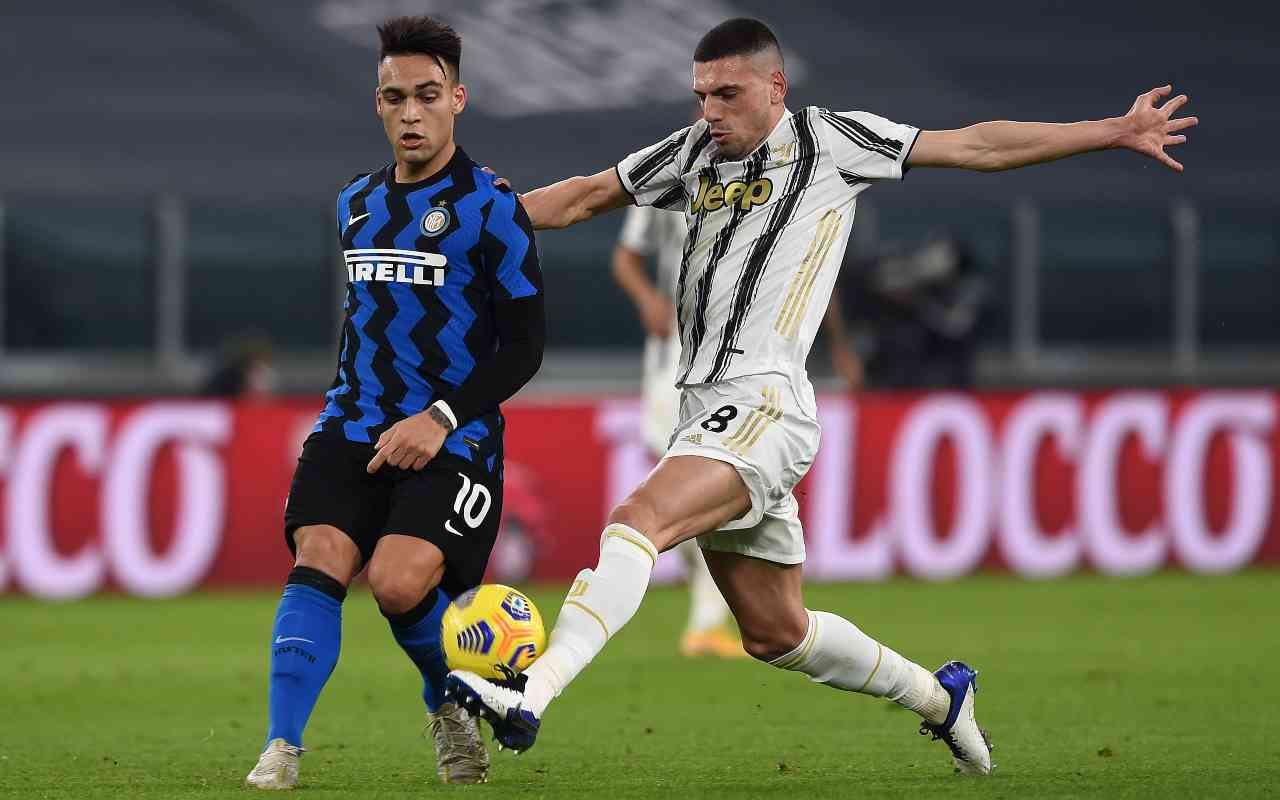 Bomba Spagna Juventus Atalanta scambio Demiral Gosens