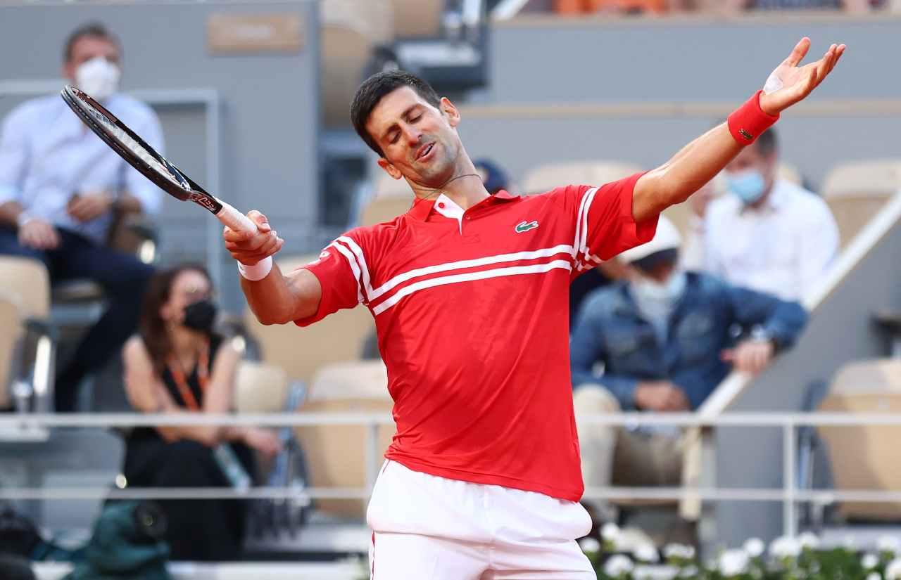 Roland Garros Djokovic