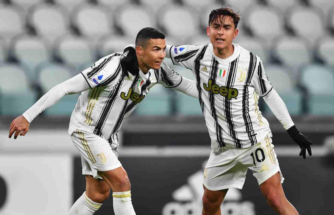 Futuro Ronaldo Juventus Allegri decisione