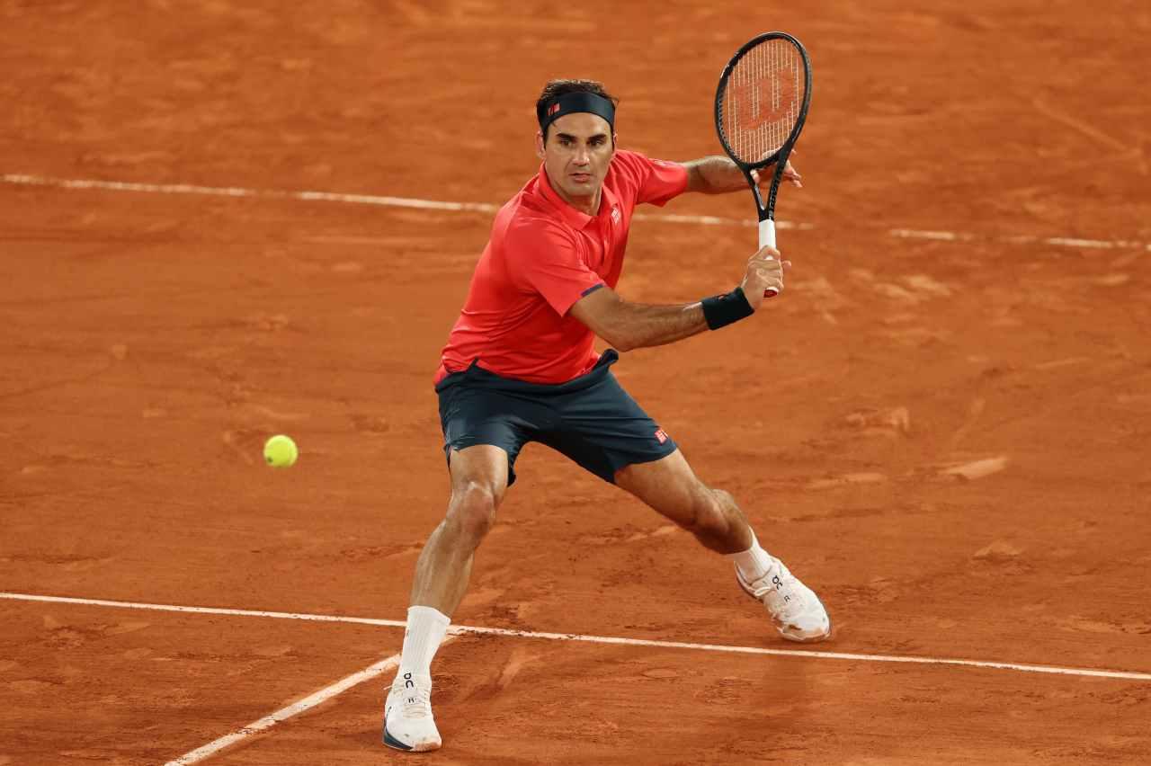 Classifica Federer Berrettini