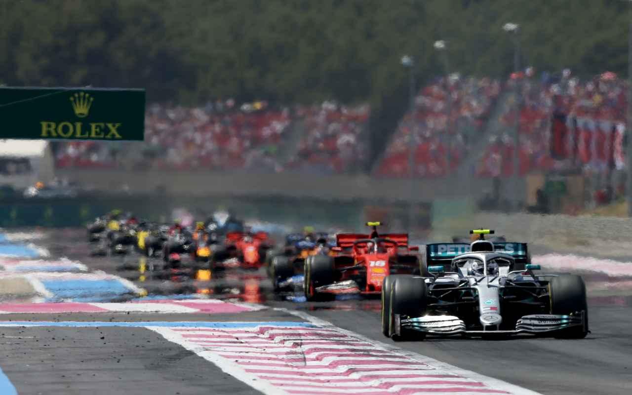 Diretta Formula 1 GP Francia: info tv e streaming