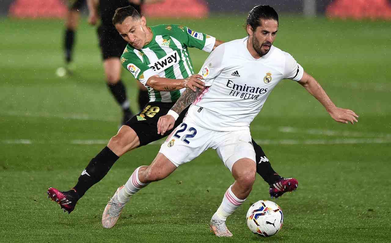 Milan Isco Ceballos Real Madri addio Calhanoglu