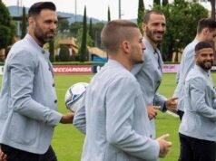 """Italiano EURO 2020 Sirigu scaricato Torino """"Fai finta che non esista"""""""