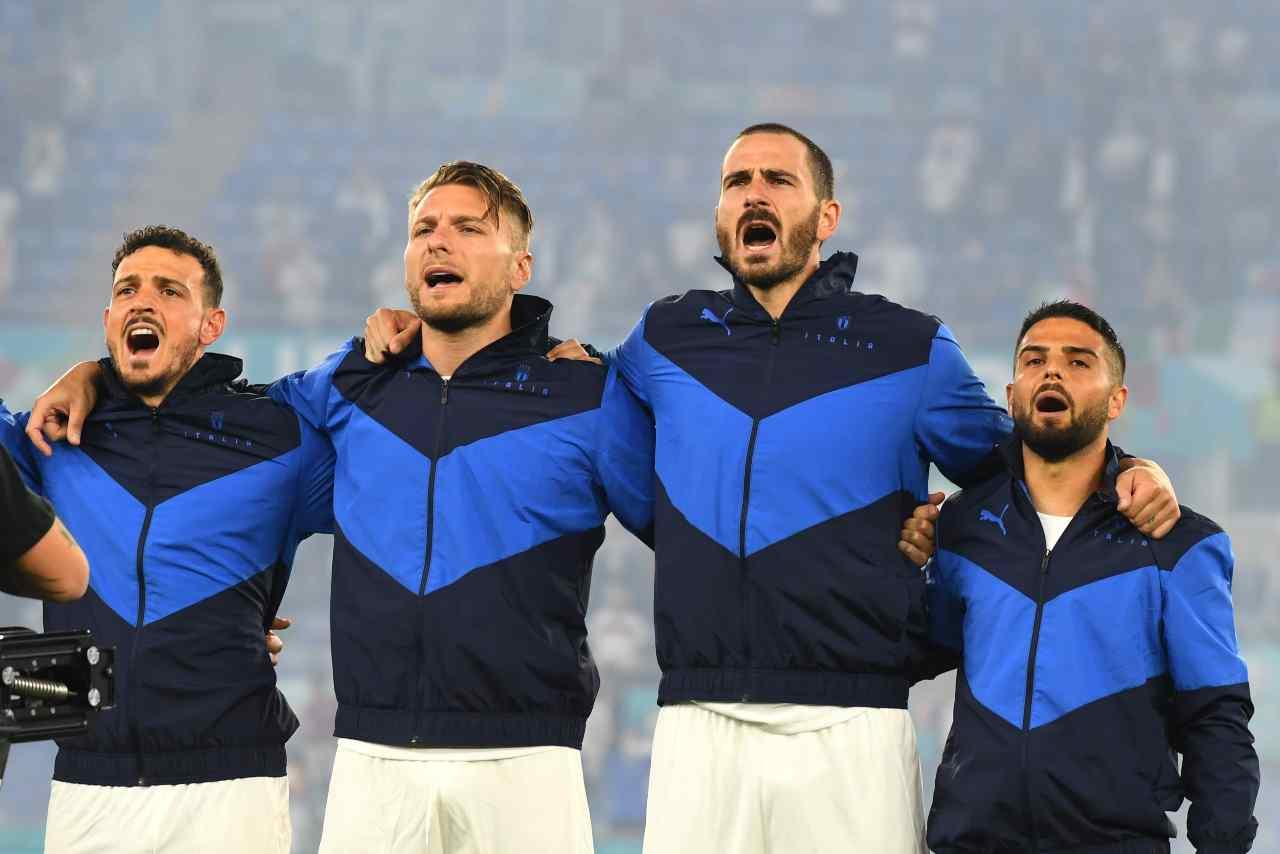 Italia inno