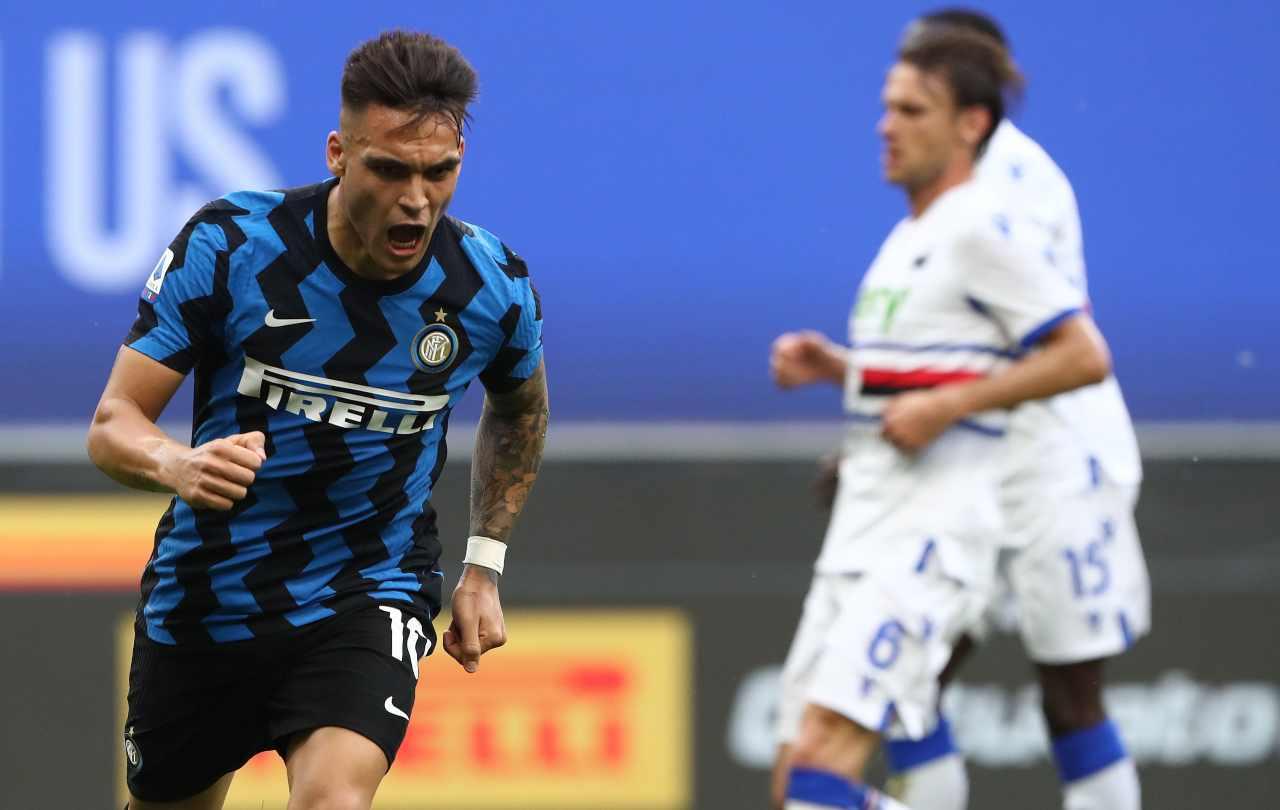Addio Lautaro Martinez Atletico Madrid a Milano 90 milioni