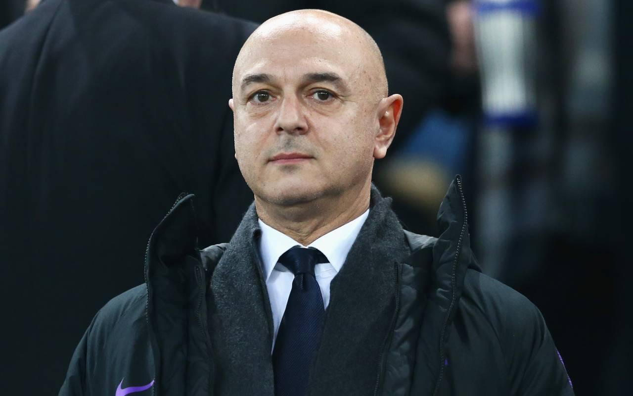 Conte offerta Tottenham 17 milioni a stagione