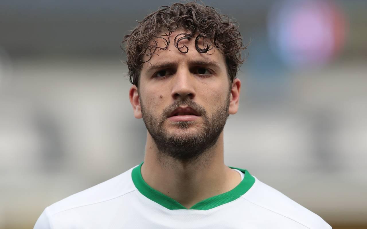 Juventus offerta Locatelli Pjanic