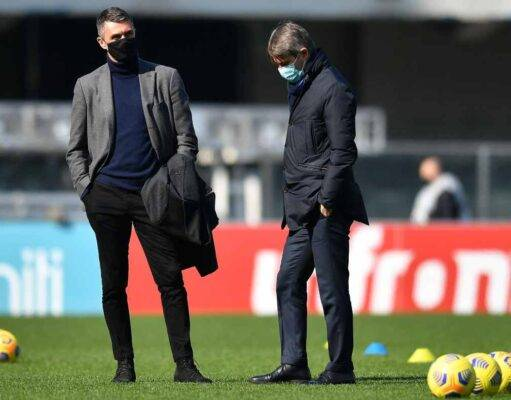 Milan chiusura 48 ore Giroud parametro zero Dzeko