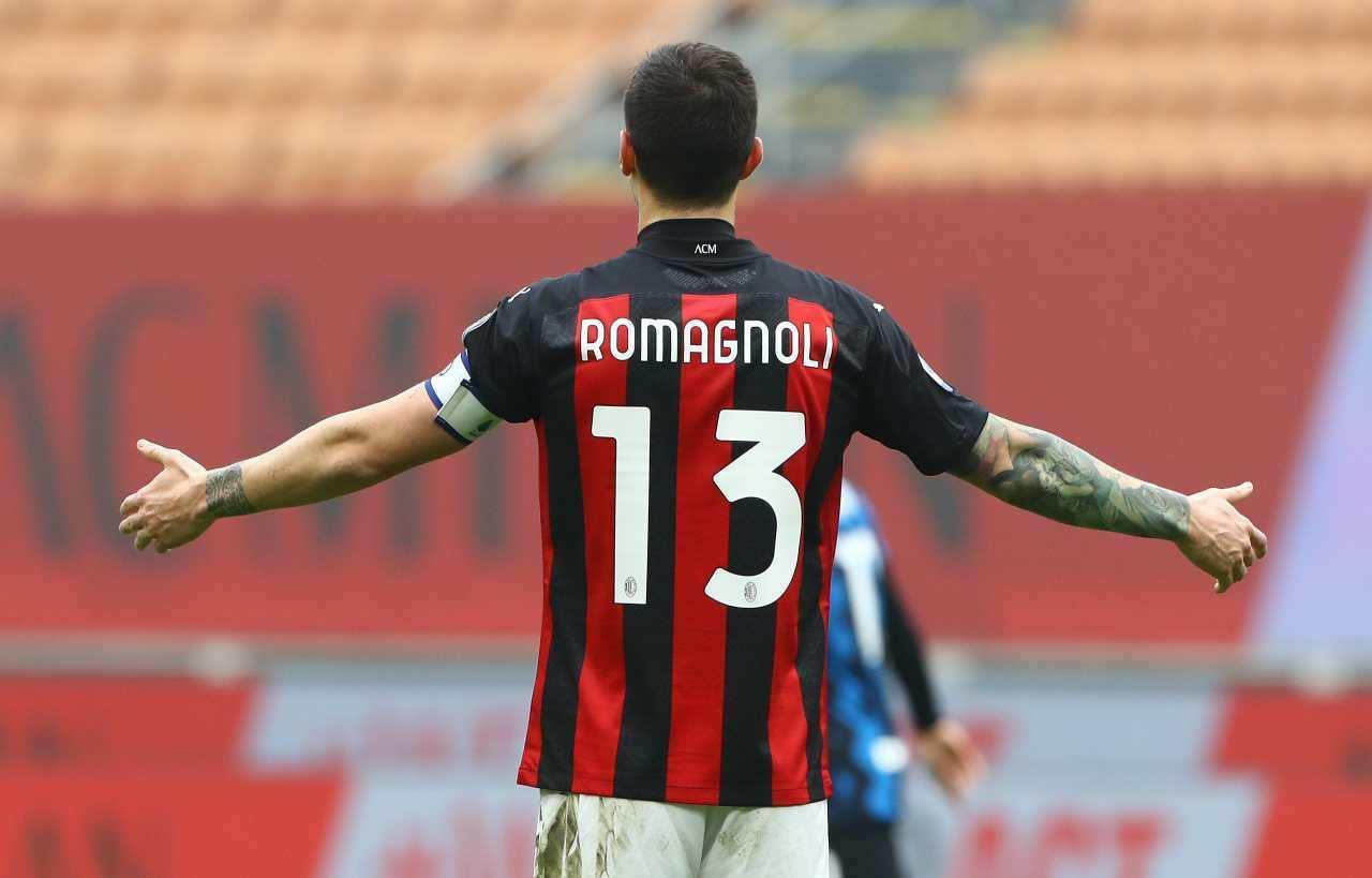 Romagnoli Juventus