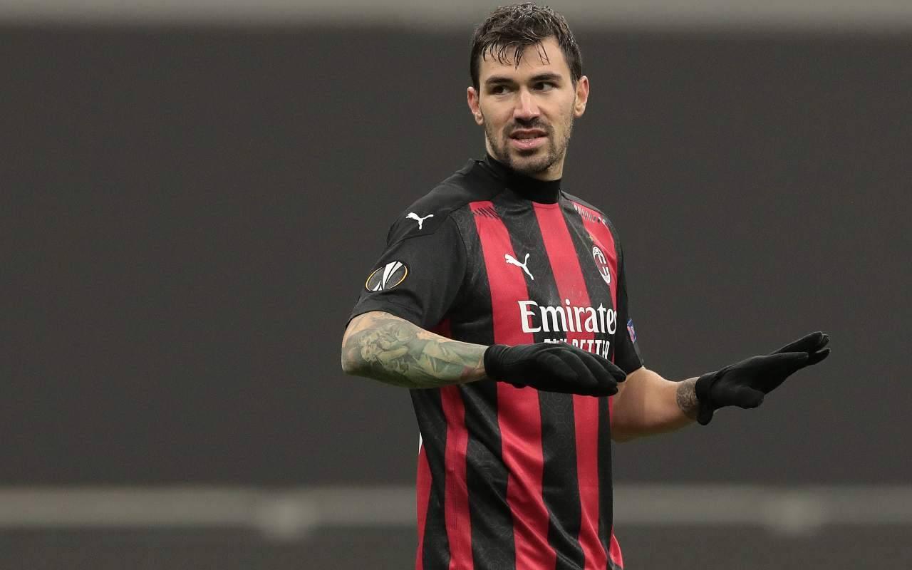 Milan scambio Barcellona Romagnoli Firpo