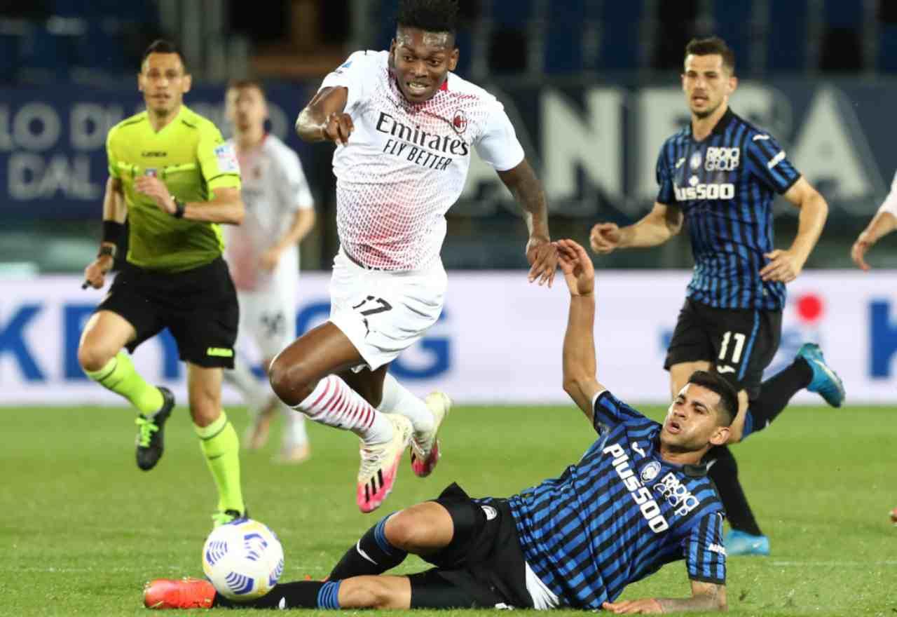 Romero Atalanta offerta United 45 milioni di euro
