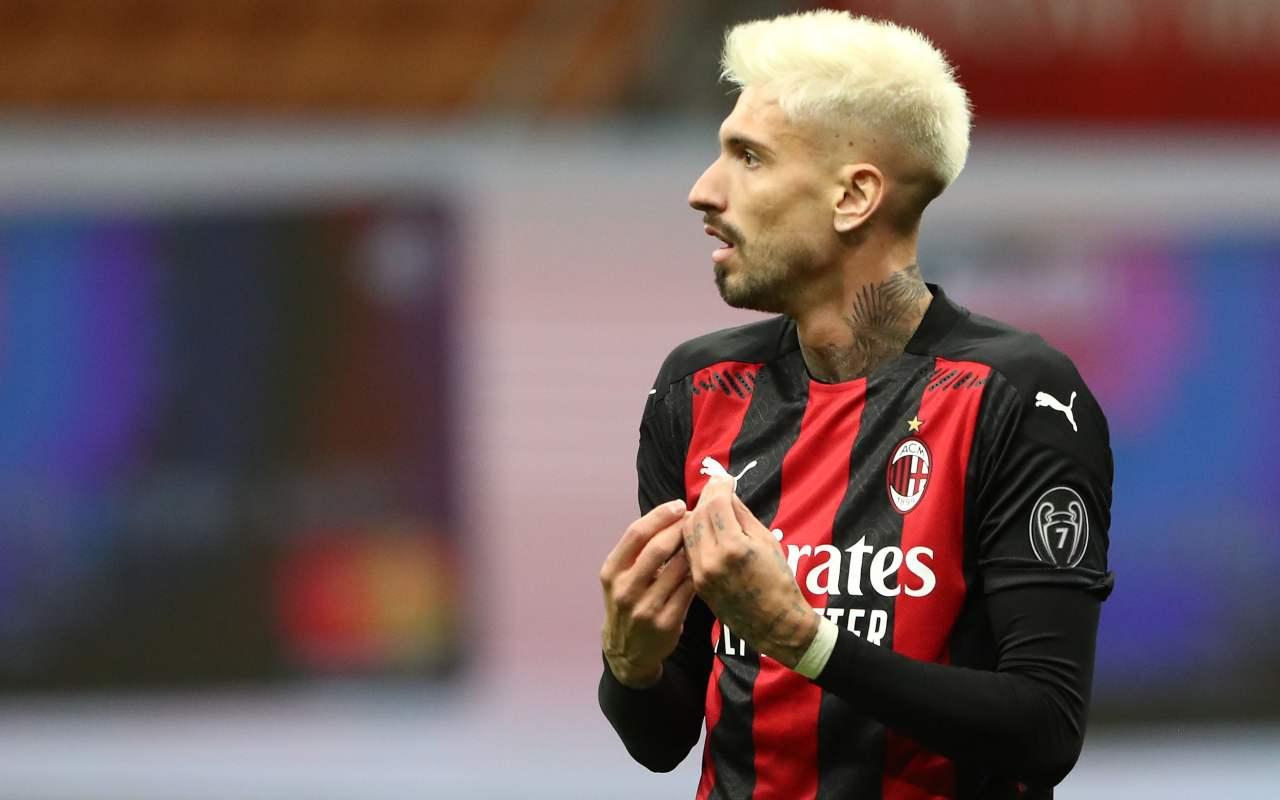 Milan scambio Castillejo Papu Gomez