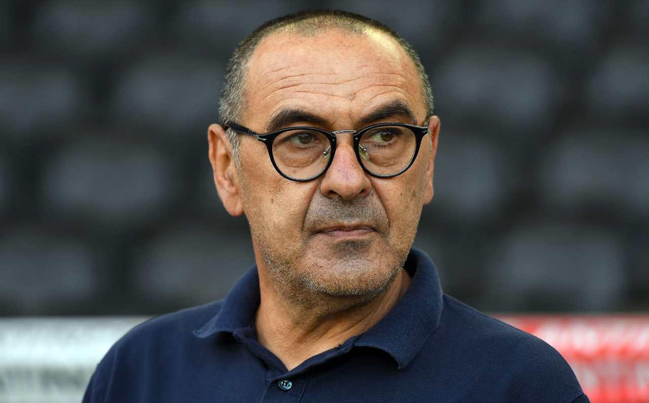 Sarri riporta Jovetic Serie A Lazio parametro zero Correa