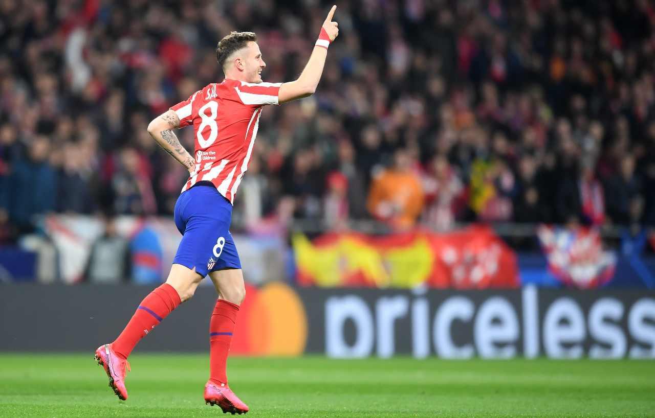 Juventus fissato prezzo Saul Atletico 60 milioni