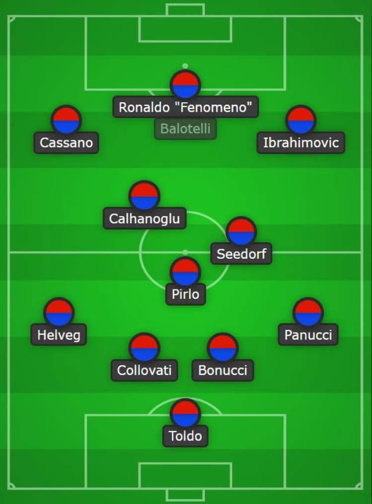 Tradimenti Milan Inter