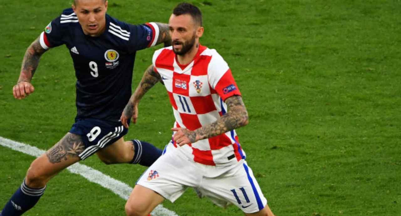 Brozovic addio Inter
