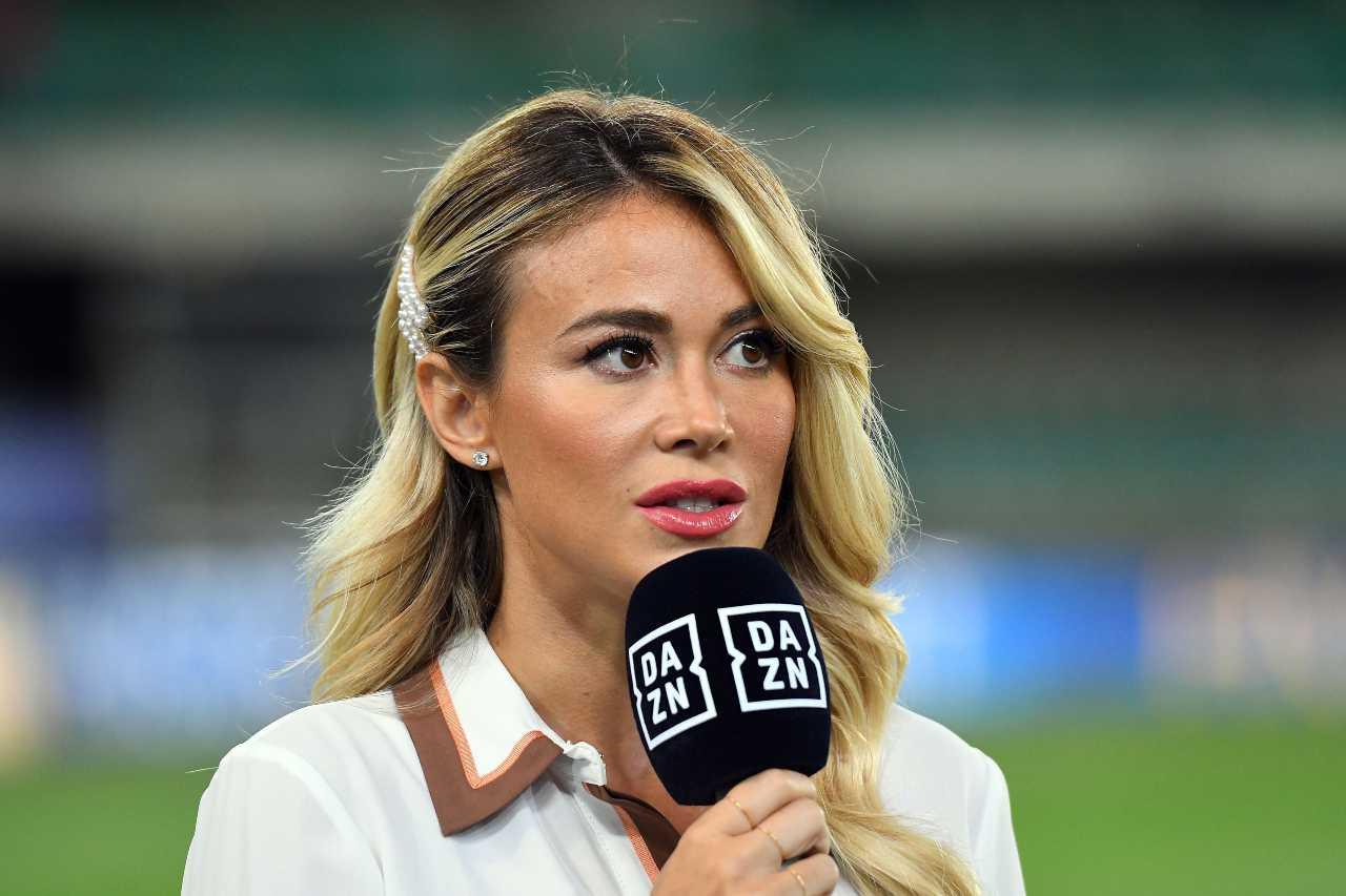 Diletta Leotta regina della Serie A | Ecco per che squadra tifa