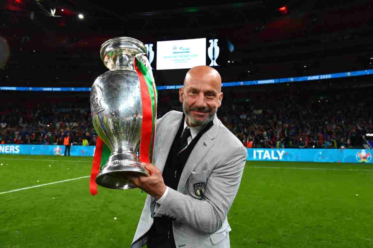 Italia, il segreto di Gianluca Vialli   Il post svela tutto