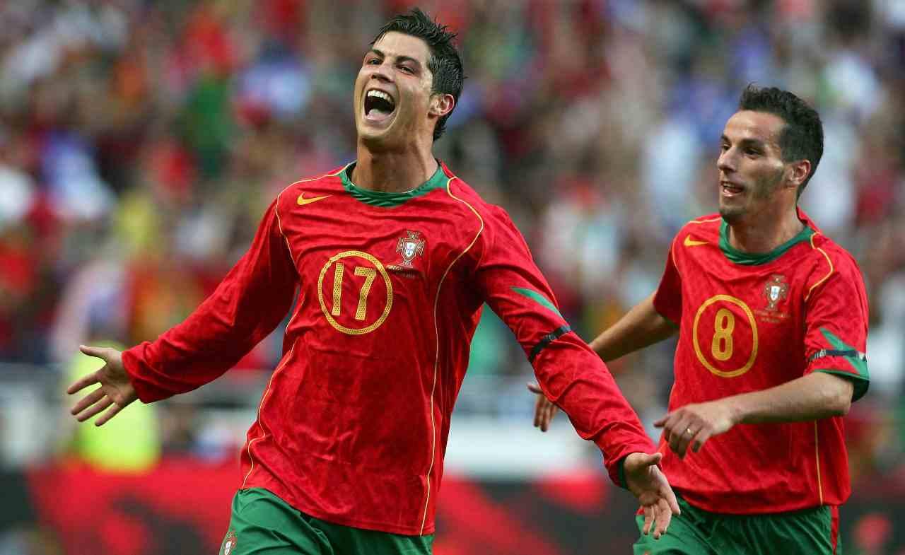 Ronaldo portogallo primo gol
