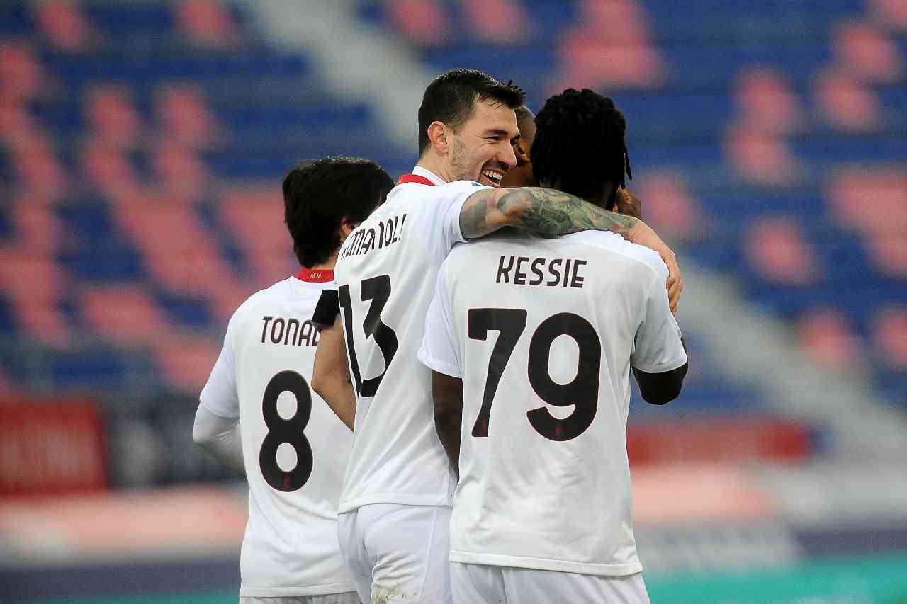 Calciomercato Juventus, colpo dal Milan