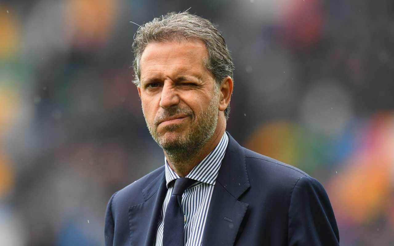 Juventus sgarbo Paratici Icardi Tottenham PSG
