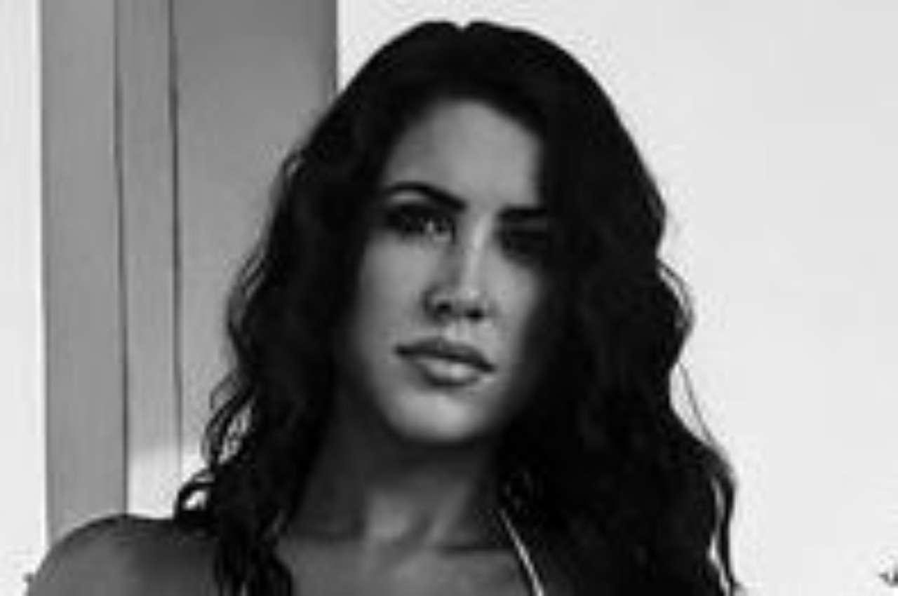 Claudia Ruggeri divina, che incanto in bianco e nero! -FOTO