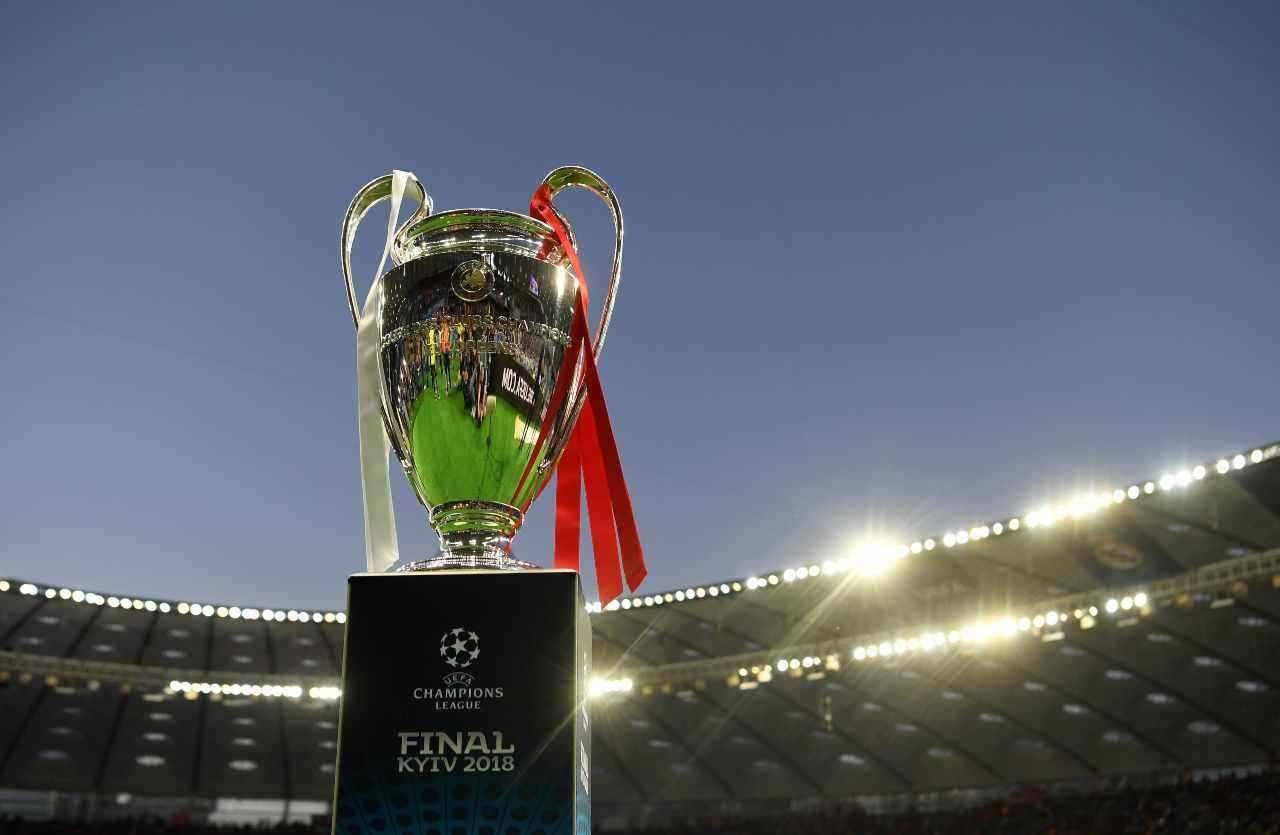 Champions League, come è nata