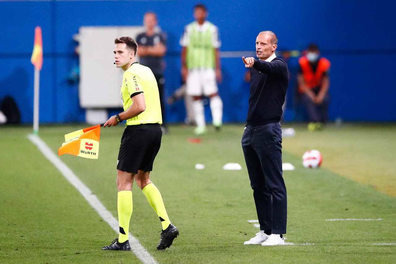 Allegri Dybala Real Madrid