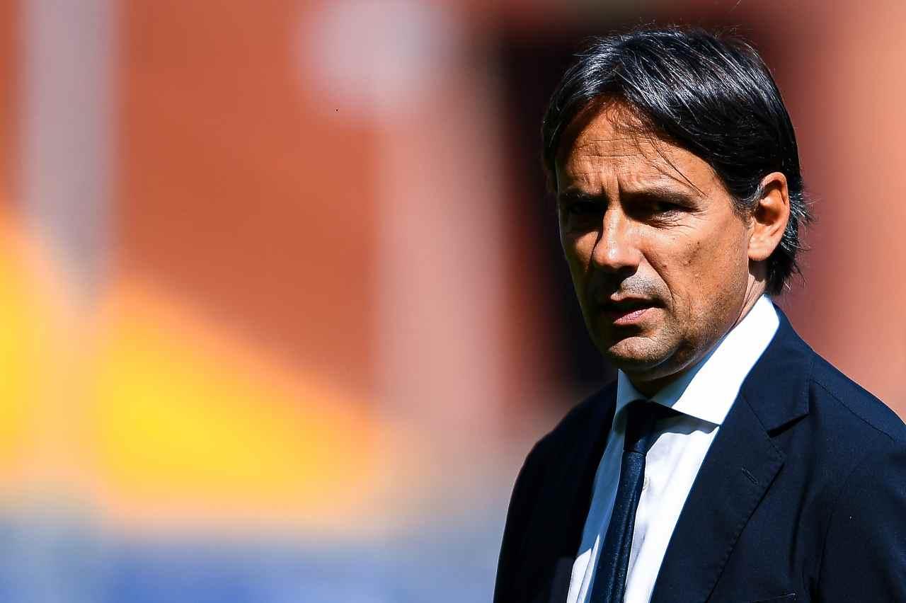 Inter, Inzaghi perde i pezzi: rebus per il tecnico