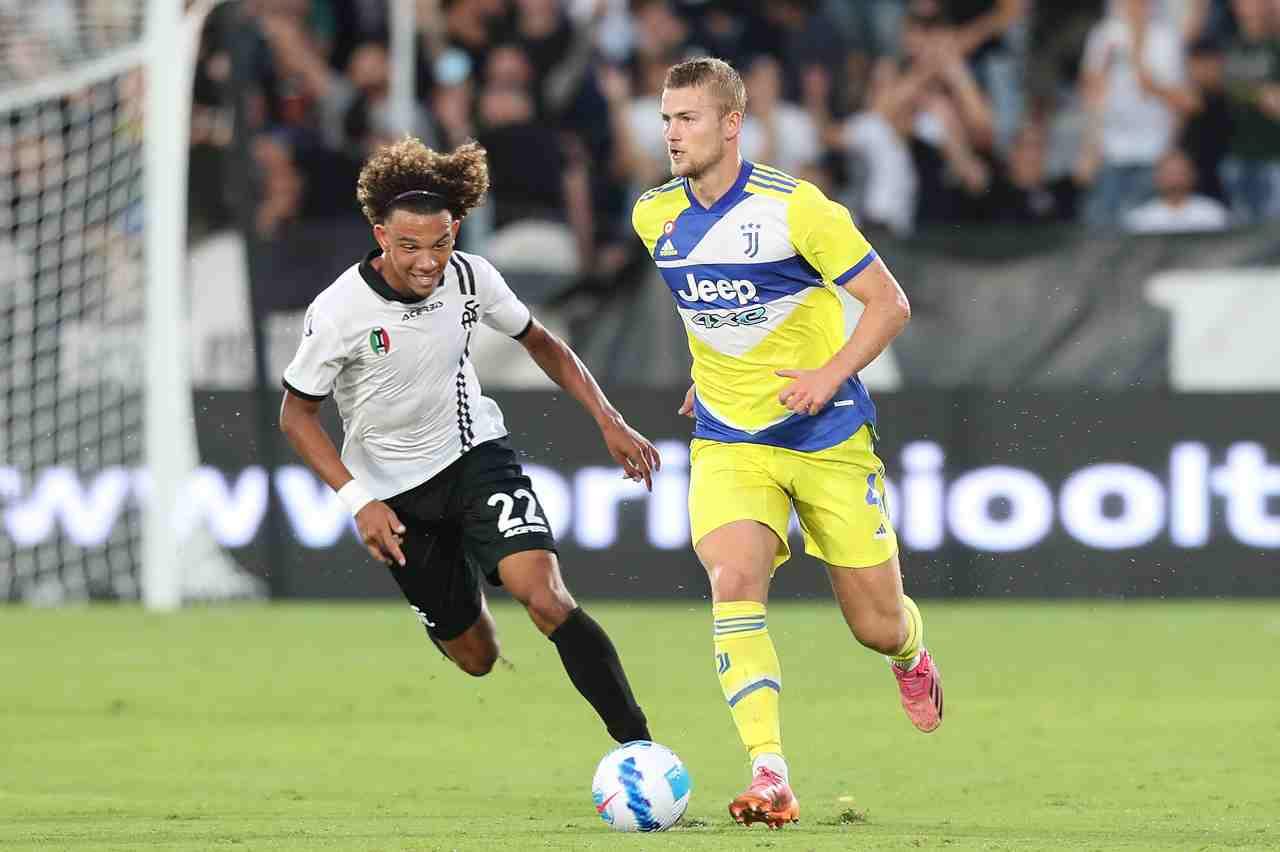 Voti Spezia-Juventus, tabellino e highlights