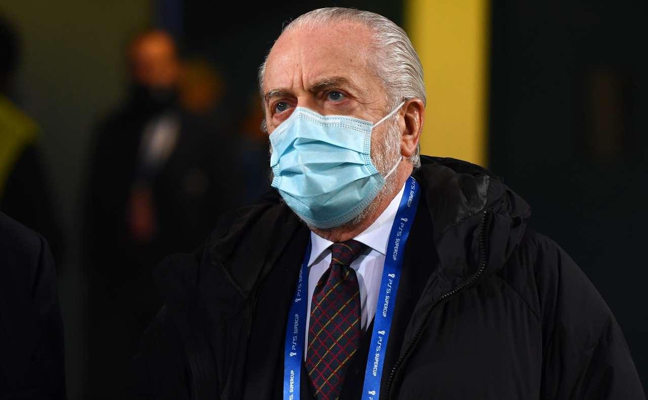 James Rodriguez Serie A Milan Napoli parametro zero
