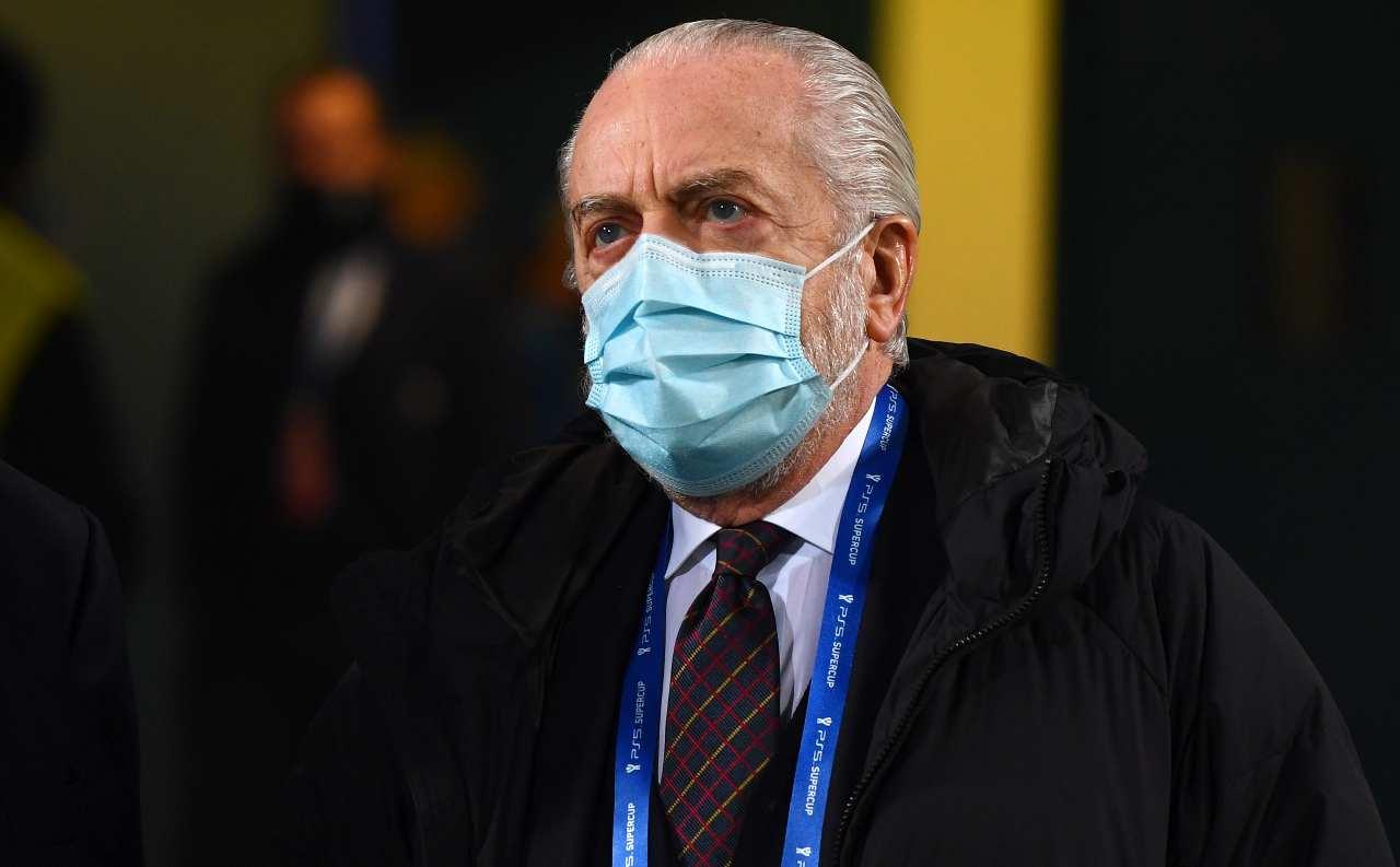 Calciomercato Napoli emergenza portiere Mirante svincolato