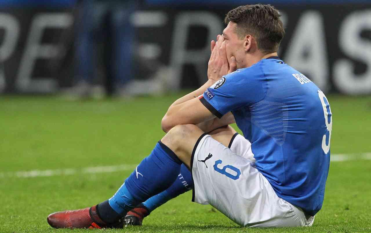 Italia mondiale 2022 a rischio Belotti convocato Kean Raspadori