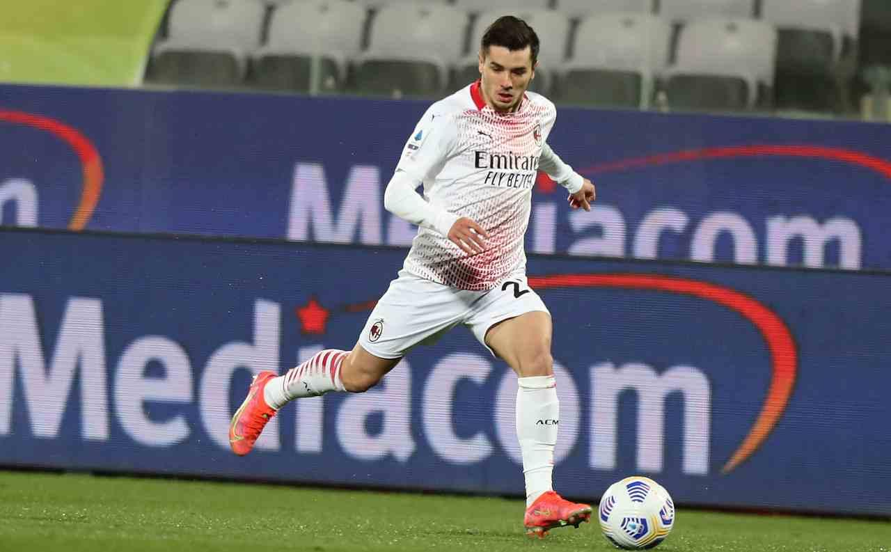 Calciomercato Milan addio in vista Brahim Diaz Real Madrid recompra 27 milioni 2023
