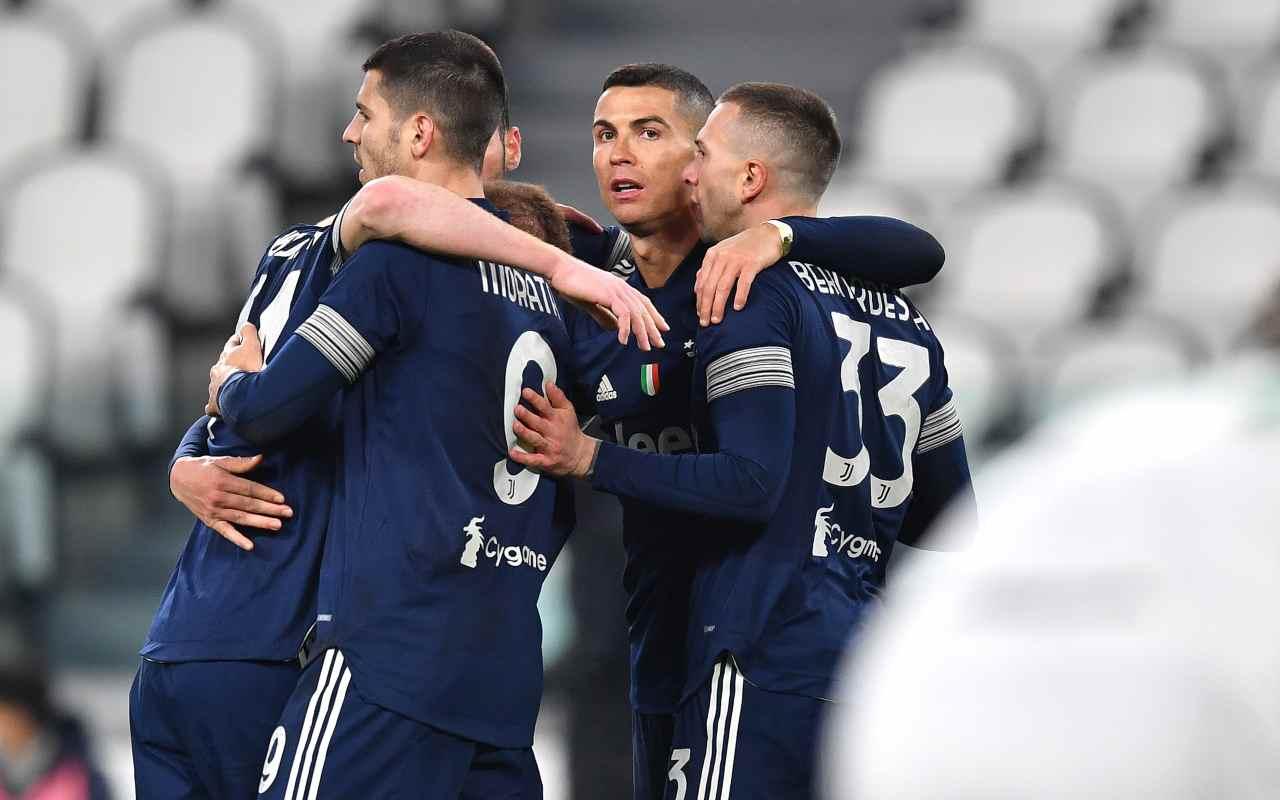 Calciomercato Juventus cessioni Bernardeschi Kulusevski 2022 gennaio