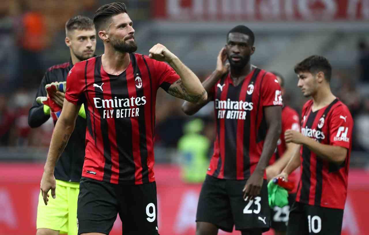 Milan doppia squadra a disposizione Pioli scelte