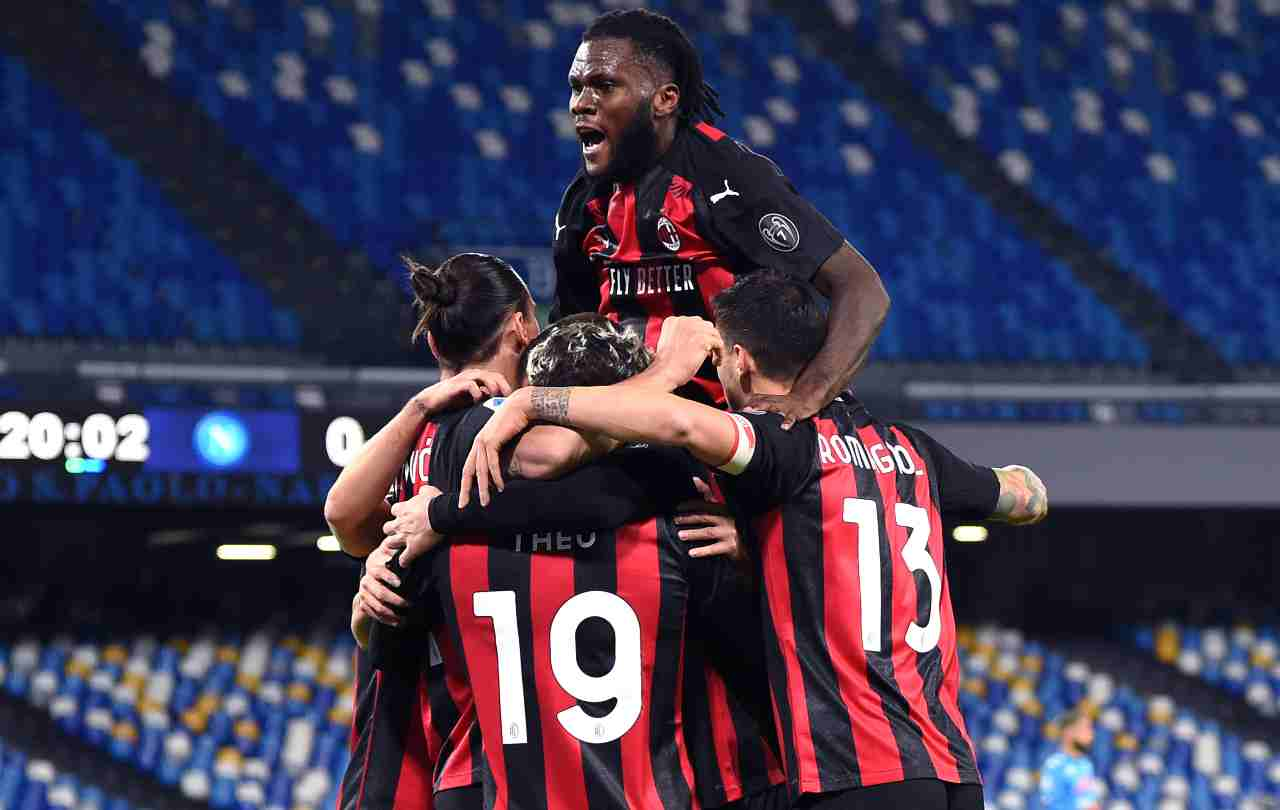 Calciomercato Milan addio zero 2022 Kessie Romagnoli