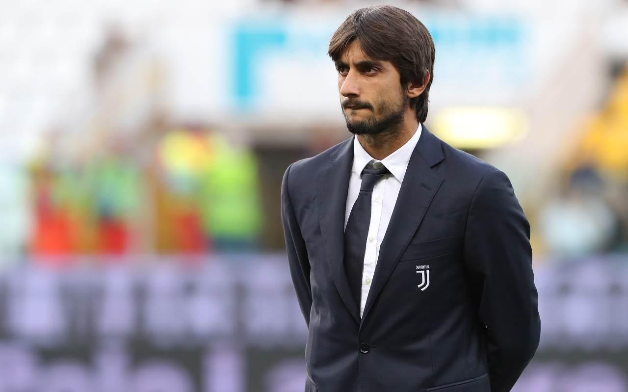 Calciomercato Juventus futuro deciso Perin Lazio giugno zero