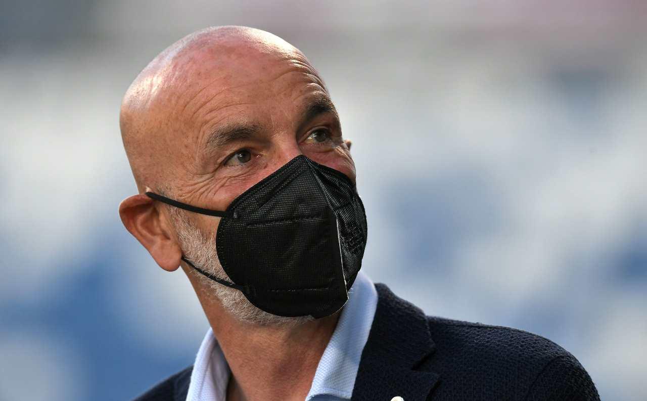 Milan Lazio scelta formazione sorpresa Pellegri titolare