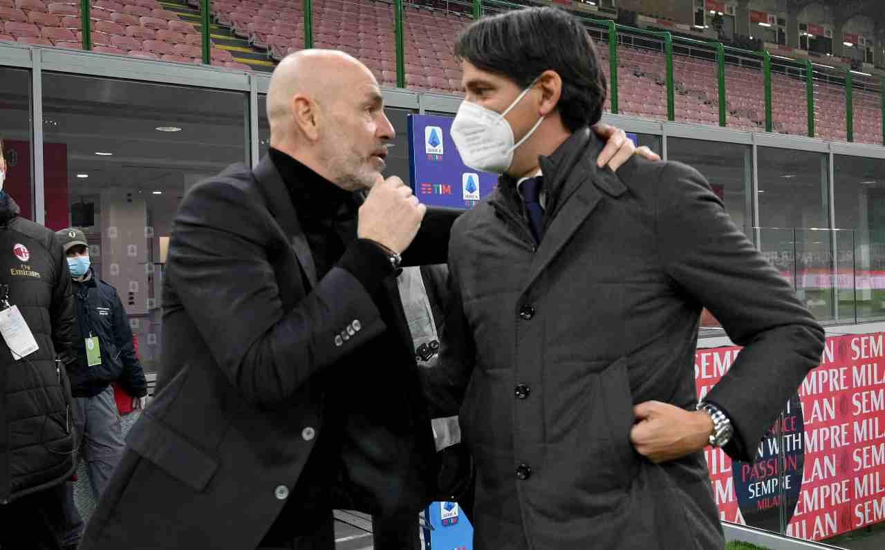 Caos Insigne addio 2022 Inter Milan parametro zero