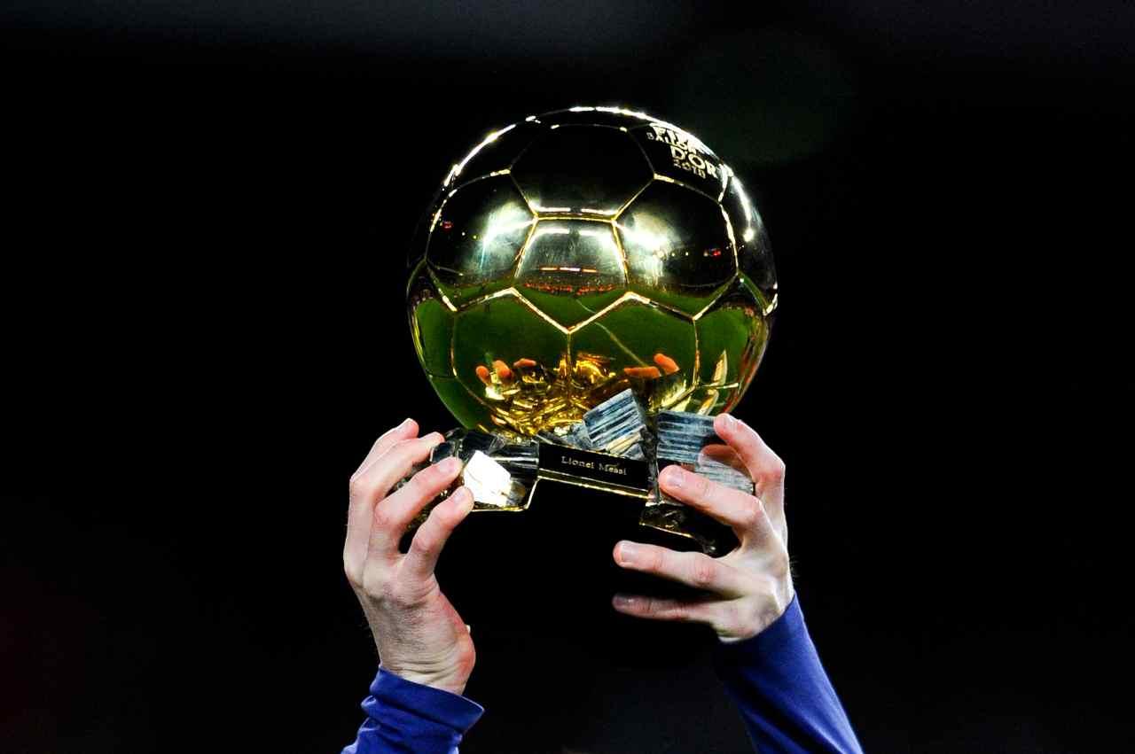 Pallone d'oro favorito