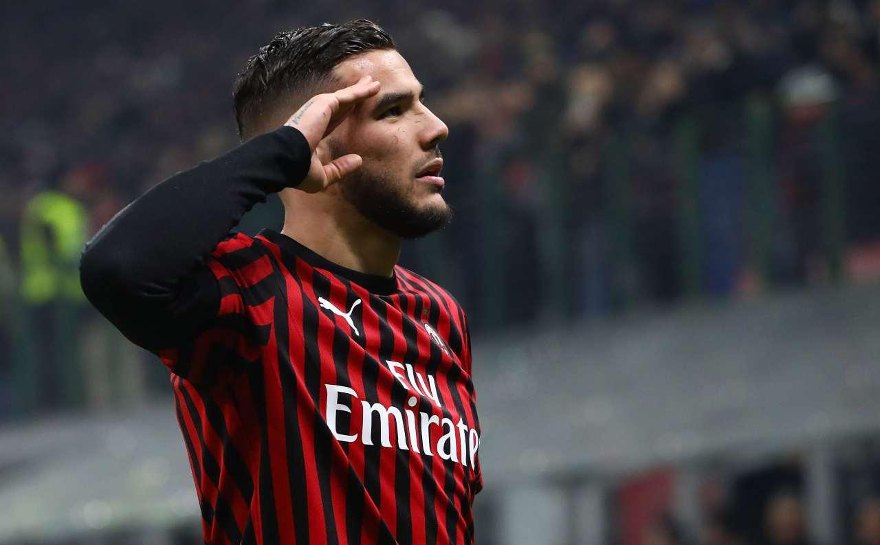 Calciomercato Milan Real Madrid Theo Hernandez gioiello cessione